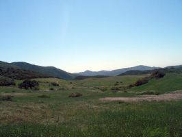 Hills and Mountains 4 by Laire-Stock