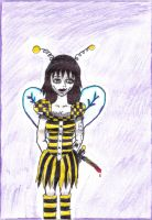 Killer Bee by the-wire