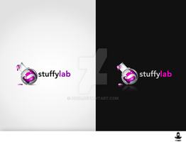 stuffy lab_logo2 by cici0