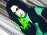 Shego - Kim Possible cosplay (TEST) 2 by AlicexLiddell