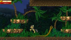 The jungle snake by alexmakovsky