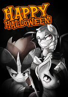 Happy Halloween! by WildScope