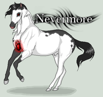 Nevermore by orengel