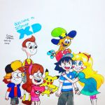 Pokemon is going to Disney XD by GustavoCardozo97