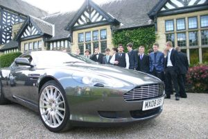 Aston and Lads by GazPoo