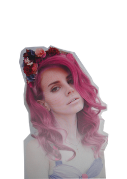 Lana del Rey tumblr png by ThroughtTheDarknes