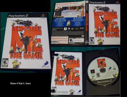 Despicable Me The Game by Slasher12