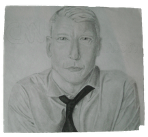 Anderson Cooper by PriorKnight