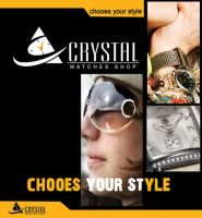 CRYSTAL _poster _ outdoor by laila-Elshobaky