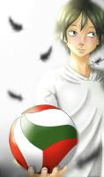 Every other freckle [ Haikyuu Yamaguchi Tadashi ] by AnessaFangs