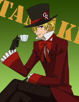 Tamaki In Wonderland by caromadden
