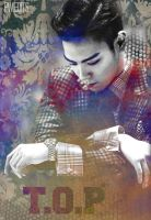 T.O.P - Lonely by KateW49