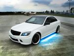 Mercedes-Benz C63 AMG by D3516N3R