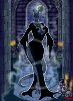 Dylian queen of the night by Lordstevie