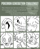 Pokemon Generation Meme by Animators-Voice