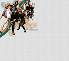 Layout:Forever theSickest Kids by jonathanjacob