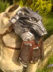 WolfShoulder by DragonArmoury