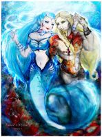 Naiad's Mystery by LisbethNevermore