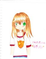 HAPPY BIRTHDAY HARUKA by annesophie667