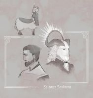 Solomon Sanbourn by Art-Zealot