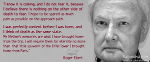 RIP Roger Ebert by rationalhub