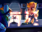 What Are You Trying To Say, Newbie? by Mewball