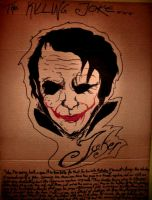Another Joker Scribble on Carton by infidel-absence