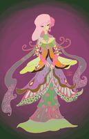 Fashion is Magic Fluttershy by The-Virgo-Fairy