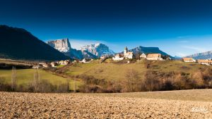 The village in the sun by rdalpes