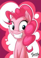 Pinkie's Smile by mysticalpha