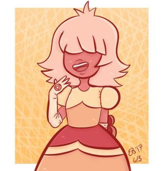 Padparadscha  by Maggy14