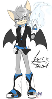 .:Jwir the Bat:. by NightSaber