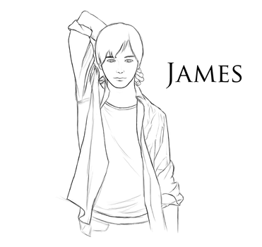 WIP: James by Im-A-Nonagon