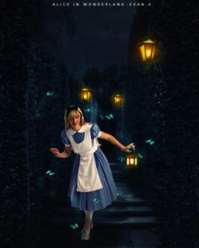 [ Manip ] Alice in wonderland by Lium-Evan