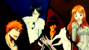 Bleach Wallpaper by PMazzuco