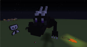 Wither dragon WIP by tooncooro