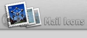Mail Icons by andyke