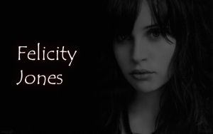 Felicity Jones_Wallpaper by Mick81