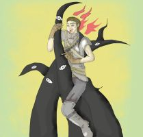Dragonborn! (Tentacle-Day) - Skyrim by ImperialCharles