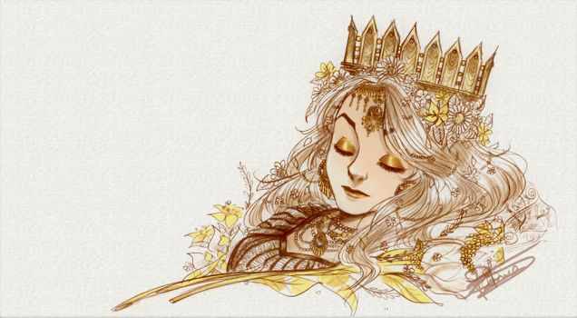 Dreaming Queen by oasiswinds