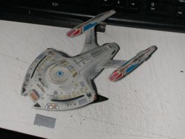 USS Equinox by ScottsModels