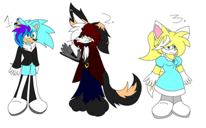 Adoptable  group 1 -OPEN- by X-UnKnownRituals