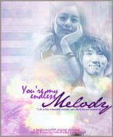 You're My Endless Melody Poster by Prom15e13elieve10ve
