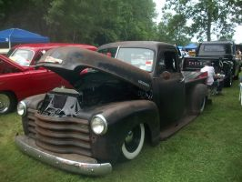 (1952) Chevrolet Pickup Truck by auroraTerra
