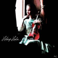 Drawing Hilary Hahn by kawl4sure