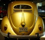 golden VW by Dieffi