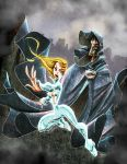 Cloak and Dagger by TedKimArt