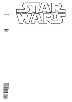 Star Wars Dark Horse Cover Template by Drew0b1