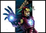 Ironman by puzzlepalette