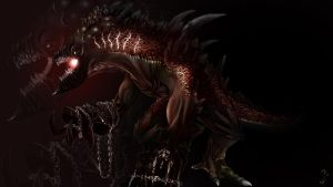 Monstruosaure by UltimaDX